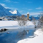 C www swiss-image ch Max Weiss Winterpanorama Sils 0333